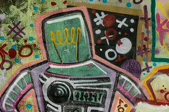 La Fabrica - 95 (r2hox) Tags: graffiti urbanart santiagodecompostela arteurbano abandonedspaces