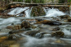 Flowing Cascades (sierrasylvan) Tags: california mountains nature water canon river stream sigma adobe cascades bearvalley vivitar manfrotto placercounty sierranevadamountains bearriver canoneos50d manfrotto190xprobtripod lightroom3 zeikos photomatixpro4 adobephotoshopcs5 adobebridgecs5 sigma1770mmf2845dcmacrolens zeikoscpl vivitarwirelessshutterreleasevivrc200 manfrottobasicpantilthead