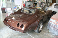"""1973 Corvette Stingray 453 • <a style=""""font-size:0.8em;"""" href=""""http://www.flickr.com/photos/85572005@N00/8634790813/"""" target=""""_blank"""">View on Flickr</a>"""