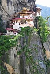 Tiger`s Nest (2) (john a d willis) Tags: bhutan altitude explore monastery paro tigersnest taktshanggoemga