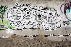 amc (eb78) Tags: sf sanfrancisco california ca graffiti oceanbeach amc sunsetdistrict