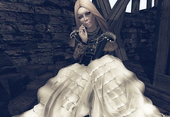 Loneliness (Wicca Merlin) Tags: new woman news art fashion pose hair blog 3d clothing model photographer modeling avatar formal style jewelry blogger sl secondlife elysium couture modelpose formalattire highfashion newrelease virtualworld gizza newreleases modelposes femaleclothing slfashion 3dpeople slclothing slstyle modelingpose modelingposes lelutka silkenmoon fashionposes wiccamerlin femalewear metavirtual fashioninpixels