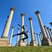 Jumping - Captiol Columns