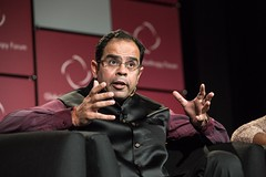 Amit Bhatia at the 2013 Global Philanthropy Forum