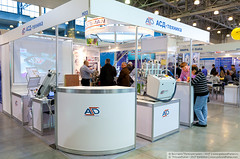 Booth of ASD-Tehnika (Mir-Expo Exhibition Company) Tags: drawing silicon pouring sealing pasting epoxies compounds hermetics compounding polyurethanes meteringdevices automaticlines compositeexpo compositematerialsandequipmentexhibition coldandhotcast manufactureroftheequipment dosingrobots coordinatemanipulators dosingmachines fipfg fipg pouringmass
