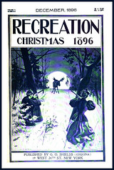 1896 December COVER  RECREATION  - 'Merry Christmas Elk' (carlylehold) Tags: christmas opportunity mobile for shoot email smartphone join merry elk hunt recreational signup haefner carlylehold solavei haefnerwirelessgmailcom solavie