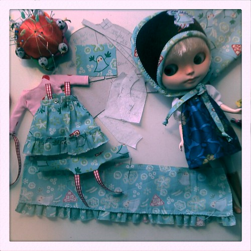 Mini sewing ...