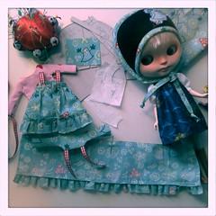 Mini sewing ...