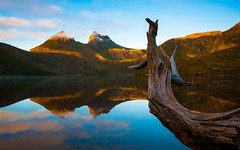 Golden Cradle Mountain