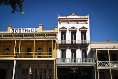 BOOTH & CO. (thermophle) Tags: california old buildings sacramento boothco