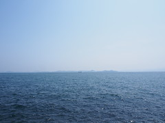 Inland Sea 瀬戸内海 (nineblue) Tags: sea hiroshima 海 kure 瀬戸内海 春 広島 inlandsea 呉 osakishimojima 大崎下島