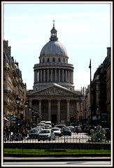 Pantheon (Top a Nice) Tags: paris france canon panthon 2013 400d