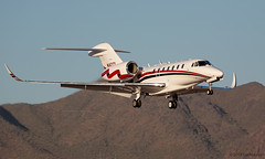 Charlie Ten (Tom_Morris Photos) Tags: jet cessna bizjet scottsdaleairport sdl cessna750 citationx ksdl n147cx