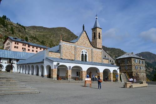 Santuario Sant'Anna di Vinadio.