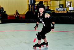 badg_oakland_vs_berkeley_L2075772 (nocklebeast) Tags: ca usa sports oakland rollerderby rollergirls skates bayareaderbygirls badg oaklandconventioncenter oaklandoutlaws berkeleyresistance