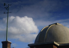 Moor Park Observatory (Tony Worrall Foto) Tags: uk england urban english students weather architecture buildings nice northwest photos north images lancashire dome preston vane built olden uclan tonysphotos thejeremiahhorrocksobservatory 2013tonyworrall moorparkobservatory