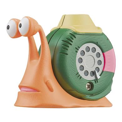 人氣電話蟲真的講話了!