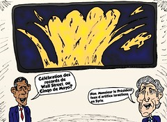 nouvelles options binaires caricature obama kerry cinqo de mayo record boursier et feu artifice en syrie (binaryoptionsbinaires) Tags: news kerry trading caricature mayo trade obama webcomic option options trader nouvelles barack bourses cinqo actualits comique marchs infos clbration binaire conomique boursier binares ditoriale tradez optionsclick