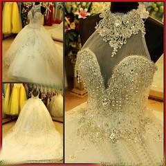 51 (yzfashionbridal) Tags: fashion crystal gown mostpopular musthave weddingdresses bridesmaiddresses promdresses mostbeautiful eveningdresses specialoccasiondresses
