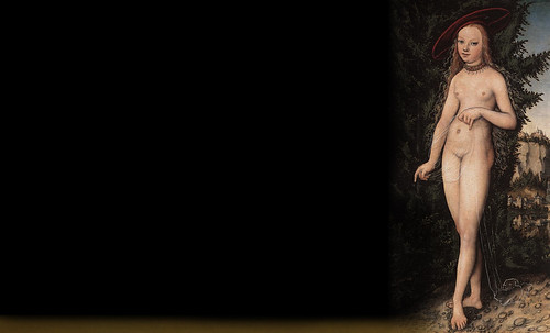 """Venus y Cupido, versiones de los Cranach, el Viejo (1529) maestro fundador de la escuela flamenca, interpretaciones y paráfrasis de Pablo Picasso (1957). • <a style=""""font-size:0.8em;"""" href=""""http://www.flickr.com/photos/30735181@N00/8746770485/"""" target=""""_blank"""">View on Flickr</a>"""