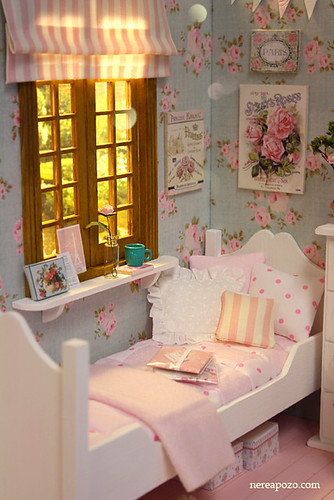 Sweet Roses Bedroom!