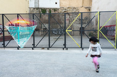 Danza - III (r2hox) Tags: madrid grafitti urbanart arteurbano