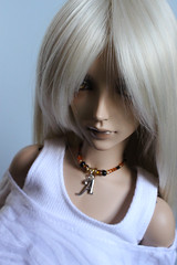 Ashera (lizzyplague) Tags: brown ball doll dolls skin bjd normal nina claus luts delf jointed