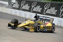 Graham Rahal in Turn 3 at Detroit (IndyCar Series) Tags: grahamrahal isospeedrating250 rahallettermanlaniganracing meteringmode3 focallength300010 fnumber9010 cameranikond4 exposure106400 chevroletindydualindetroit