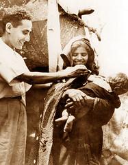 Jewish couple and child (Tribe