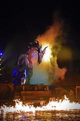 Pictures of Disneyland - Fantasmic Dragon! (Cakvala-SC) Tags: california travel vacation usa art beach architecture photography nikon disneyland disney anaheim dca disneycaliforniaadventure disneylandresort d600 nikonusa