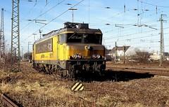 1611  Emmerich  10.02.08 (w. + h. brutzer) Tags: emmerich 16 eisenbahn eisenbahnen train trains railway niederlande holland elok eloks lokomotive locomotive zug ns webru analog nikon
