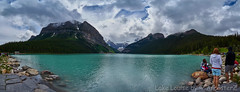 Lake Louise - pano (AncasterZ) Tags: panorama lakelouise captureone microsoftice