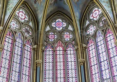 20160725_chaalis_abbey_primatice_chapel_7779 (isogood) Tags: chaalis chapel primatice frescoes stainedglass renaissance barroco france church religion christian gothic cathedral light abbey