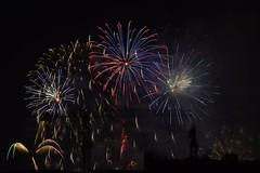 Lighting Up The Night Sky ... Comets, Peonies, Willows & Chrysanthemums (jANgsg) Tags: singapore night nightsky fireworks display ndp2016 preview 2