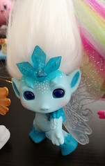 frostelle close (meimi132) Tags: zelfs zelf series6 cute adorable trolls frostelle ice frost frosty blue frozen wings