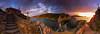 Gaztelugatxe (FH | Photography) Tags: gaztelugatxe basque spain panorama spanien küste coastline treppe treppenhaus staircase sunse sonnenuntegang wetter wolken stimmung schlechteswetter biskaya costa vasca san juan de kloster religion abends dusk atlantik atlantic ocean bakio bermeo insel islet island fels felsen stein treppengeländer gipfel sehenswürdigkeit tourismus baskenland gaztelugatxeko doniene