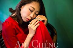 Adi_0025 (Adi Chng) Tags: adichng girl      redgreen