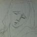 AVELLINO Onofrio - Le Christ mort soutenu par la Vierge et un Ange (drawing, dessin, disegno-Louvre INV9571) - Detail 4