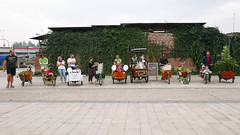 Cargo Park(ing) Day (otwartyplan) Tags: cargobike krakw krakow krakoff ibikekrk rowertowarowy doobkaprzedszkolaszkoy rondomogilskie parkingday