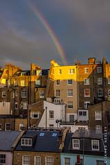 Rainbow over Petersham Mews (James Neeley) Tags: rainbow london petershammews southkensington jamesneeley