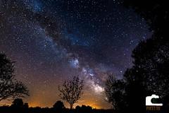 Milky way-2 (lbt photo) Tags: nature astronomie voie lacte paysage etoile photo astrophoto