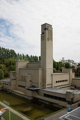 City Hall, Hilversum (Adriaan van Oost) Tags: willem dudok city hall hilversum netherlands