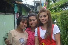 three young ladies (the foreign photographer - ) Tags: aug282016nikon three young ladies khlong bang bua portraits bangkhen bangkok thailand nikon d3200