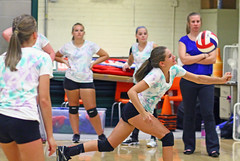 IMG_7263 (SJH Foto) Tags: girls volleyball high school scrimmage northstar boswell pa pennsylvania action shot