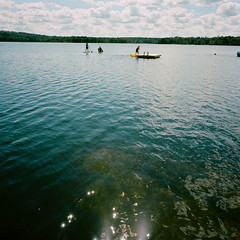 On the Lake (slightheadache) Tags: 120 120film 2016 6x6 agatelake analog brainard ektar100 film lake mn mamiya6mf mamiya6 mediumformat minnesota square vacation