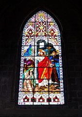 Vidrieras Iglesia del fin  del Mundo o del Voto Nacional Quito Ecuador 25 (Rafael Gomez - http://micamara.es) Tags: cristaleras iglesia del fin mundo o voto nacional quito ecuador vidrieras