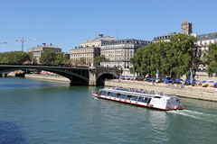 The River Seine (Ronto) Tags: princesscruises caribbeanprincess paris france riverseine