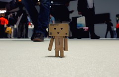 23/365 Photokina (-Aperture-) Tags: danbo danboard 365 tage projekt project days photokina 2016 kln cologne sony boden floor amazon canon eos 600d efs 1855 is ii schuhe shoes
