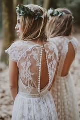 15-Immacle-Wedding-Dresses-Bohemian-Bride_Cool-Chic-Style-Fashion (Cool Chic Style Fashion) Tags: weddings bridal novias matrimonio abitodasposa sposa lacedress