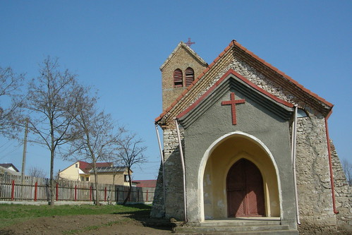 TECHIRGHIOL – Biserica Nemţeascǎ / The German Church